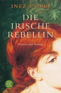 Inez Corbi - Die irische Rebellin - Cover