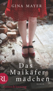 Gina Mayer - Das Maikäfermädchen - Cover