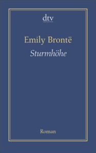 Emily Bronte - Sturmhöhe - Cover