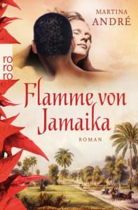 Martina André - Flamme von Jamaika - Cover
