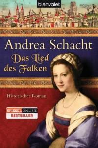 Andrea Schacht - Das Lied des Falken - Cover