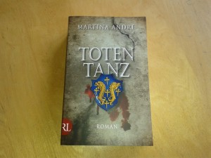 Martina André - Totentanz - Cover